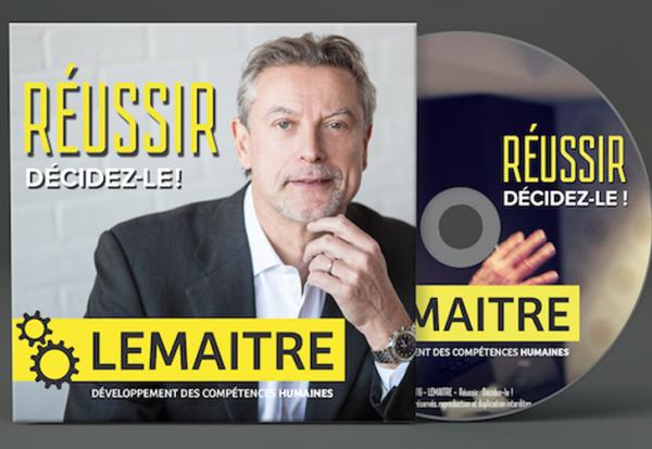 CD Audio : Réussir : Décidez-le!
